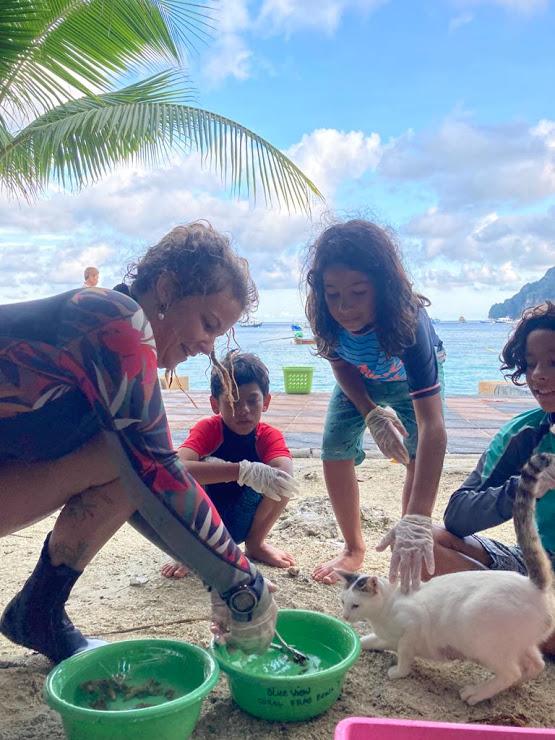 kids activities phi phi