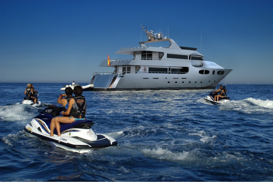 VK1 Yacht For Sale Vulkan Shipyard Luxury Yacht