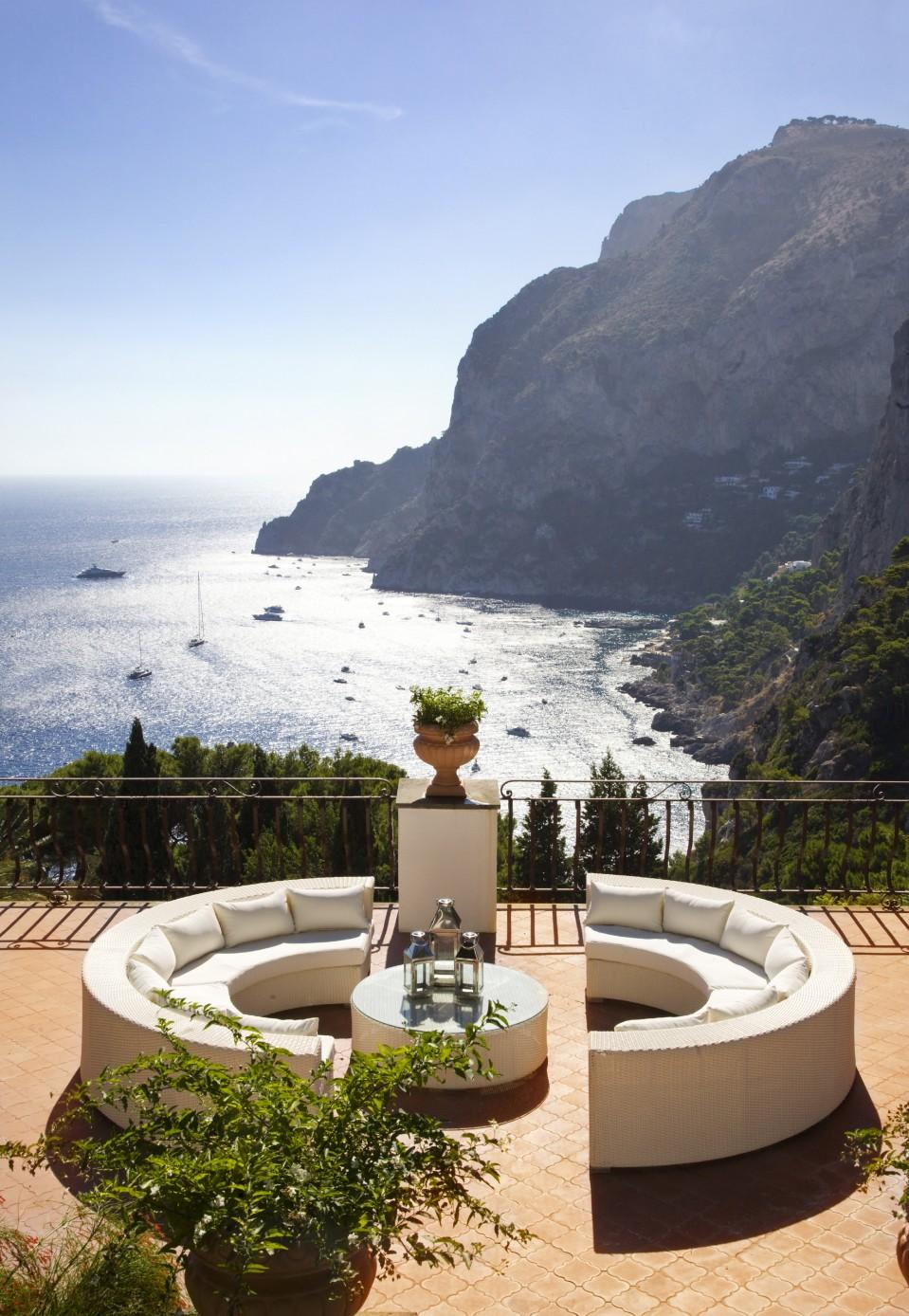 Capri Amp Ischia Yacht Charter Tyrrhenian Sea
