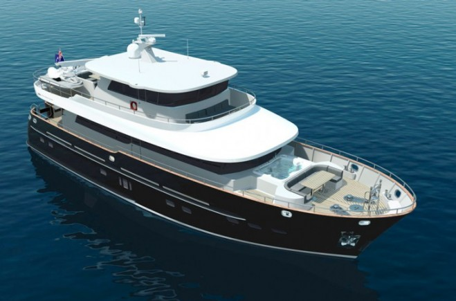 Bluewaters Newest Charter Yacht Destiny