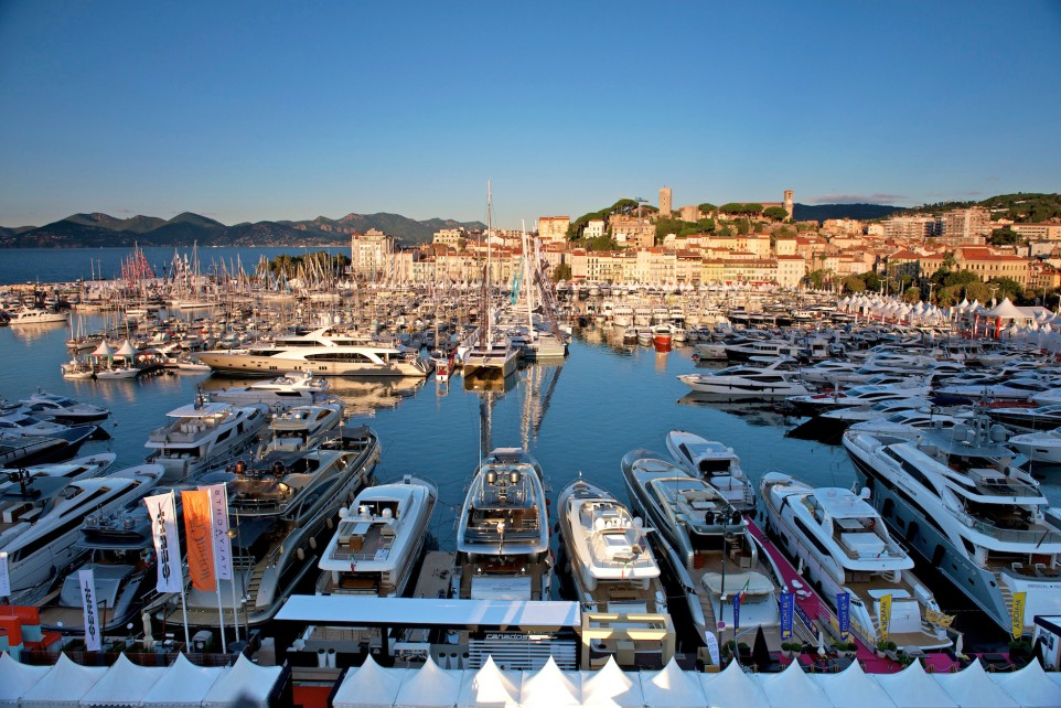 Bluewater At The Cannes Boat Show