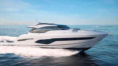 Princess Yachts Bluewater Yacht Sales