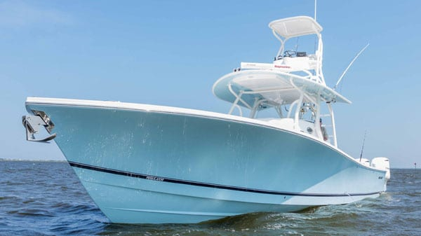The Finest Sportfishing Boats On Display During White