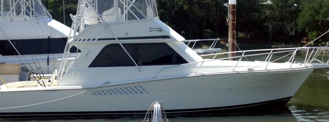 All-Winter Refit on a Viking 38