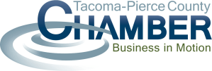 Tacoma Pierce-County Chamber of Commerce logo