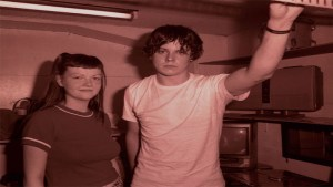 Meg White and Jack White
