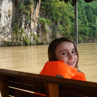 Claire on the Yulong
