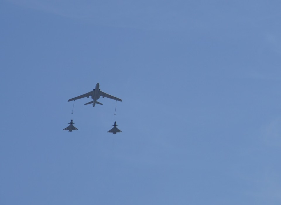 More military planes