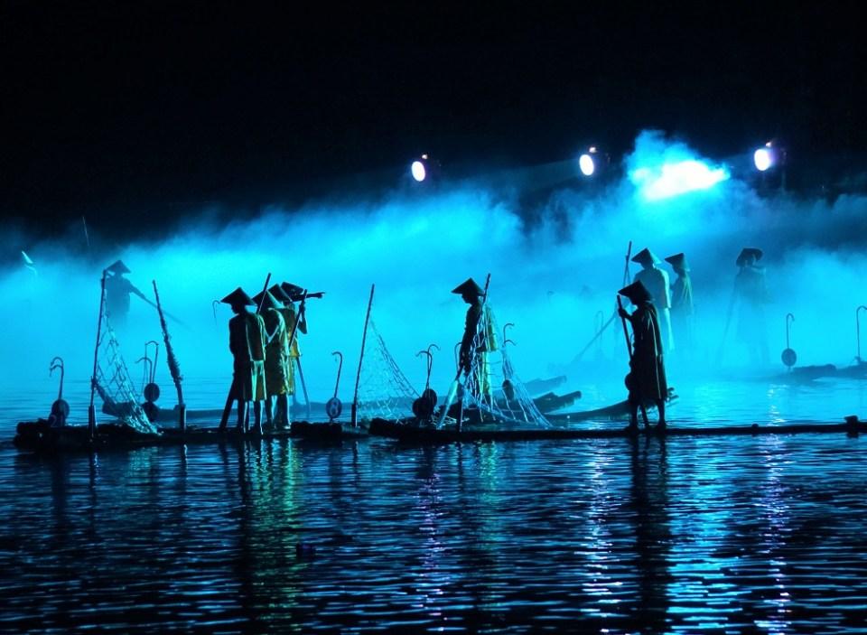 Liu Sanjie fishermen