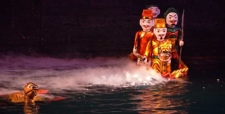 Thang Long Theatre Water Puppets
