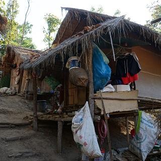 The Karen live in deplorable housing