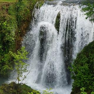 Fairy's Hair waterfall