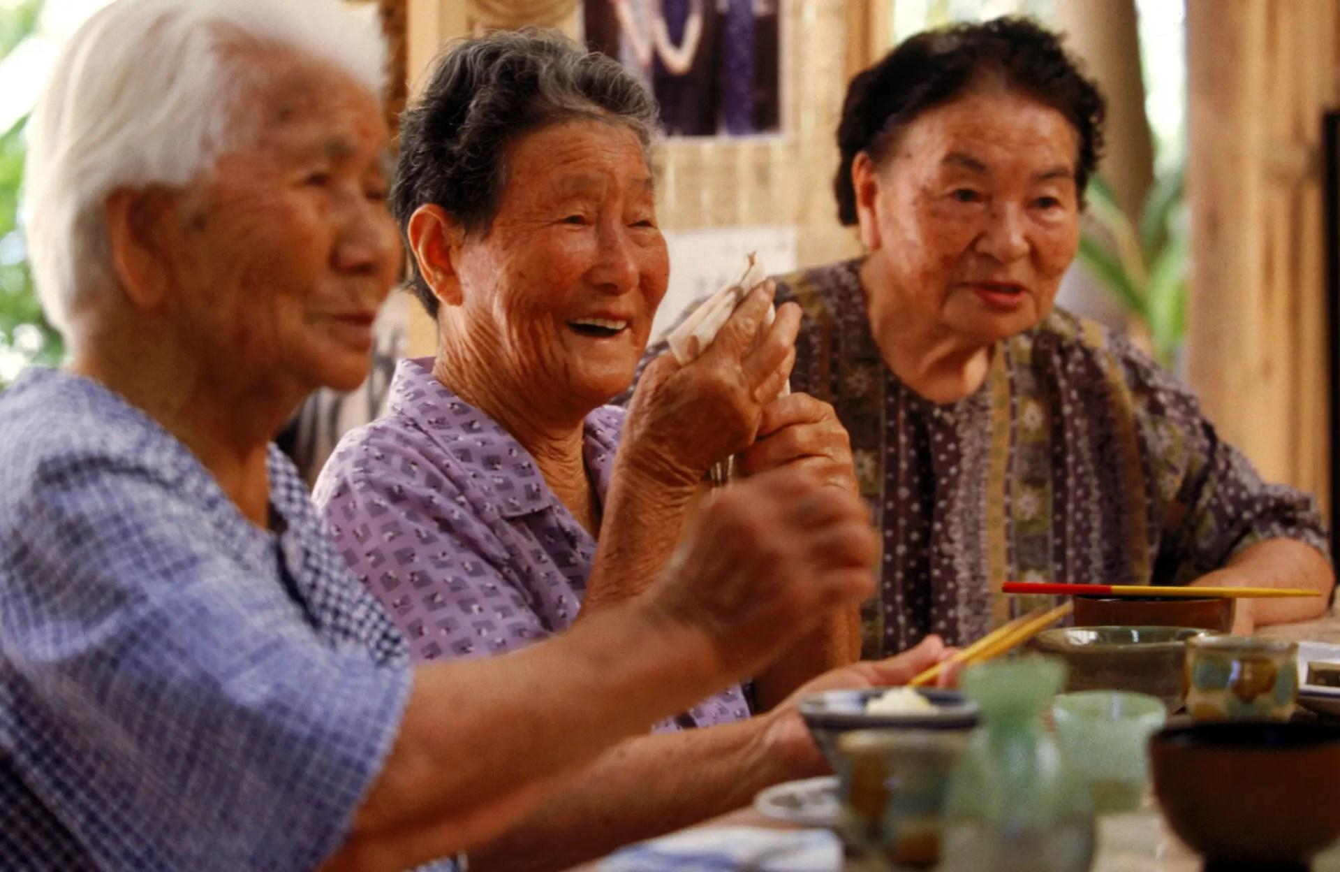 Okinawa's Longevity Lessons - Blue Zones