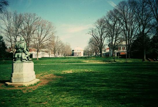 Image result for uva homer statue