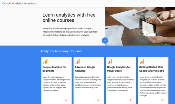 google-analytics-academy-homepage-1