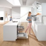 Aventos Bi Fold Lift Wall Cabinet Blum