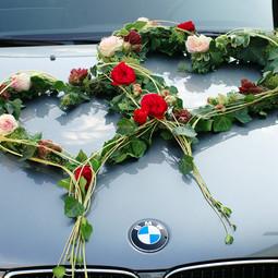 Autoschmuck Zur Hochzeit 55 Schone Tipps Ideen Beispiele