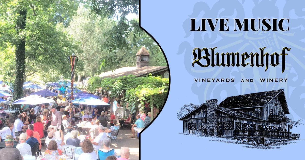 Live Music at Blumenhof Winery