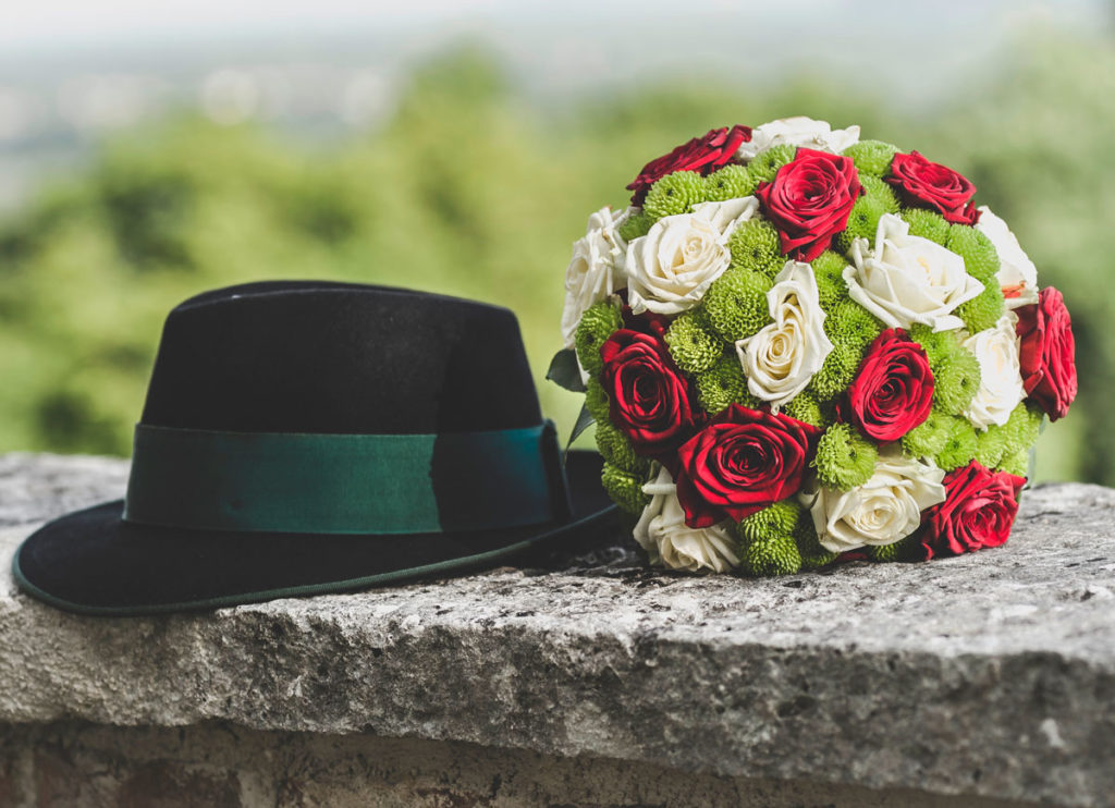 Blushingflowers Luxuriose Hochzeitsblumen In Graz