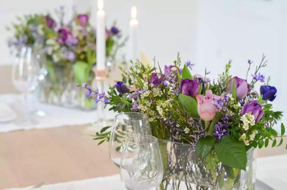 Tischdeko Mit Moos Die Schonsten Ideen Zur Hochzeit Oder Weihnachten