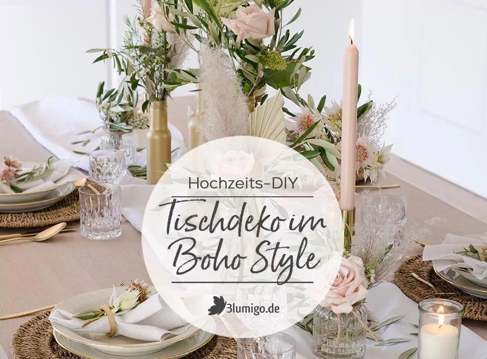 Hochzeitsdeko Mit Pfingstrosen Im Eleganten Boho Style