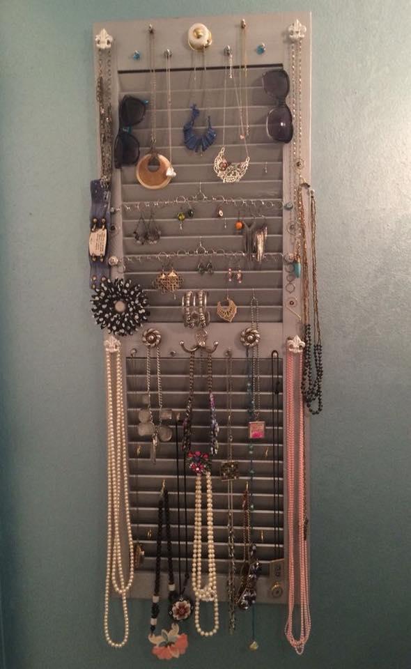 43 Marvelous DIY Jewelry Storage Ideas To Keep Your