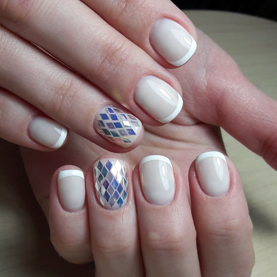 60 Impressive French Nail Art Ideas For Summer