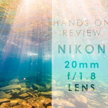 hands on review of the nikon 20mm f1.8