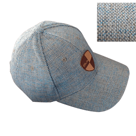 Chrome Blue low radiation cap
