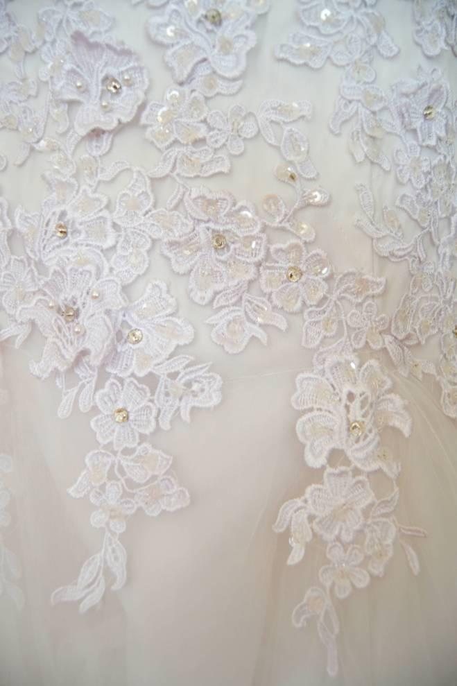 Mermaid Nora wedding dress