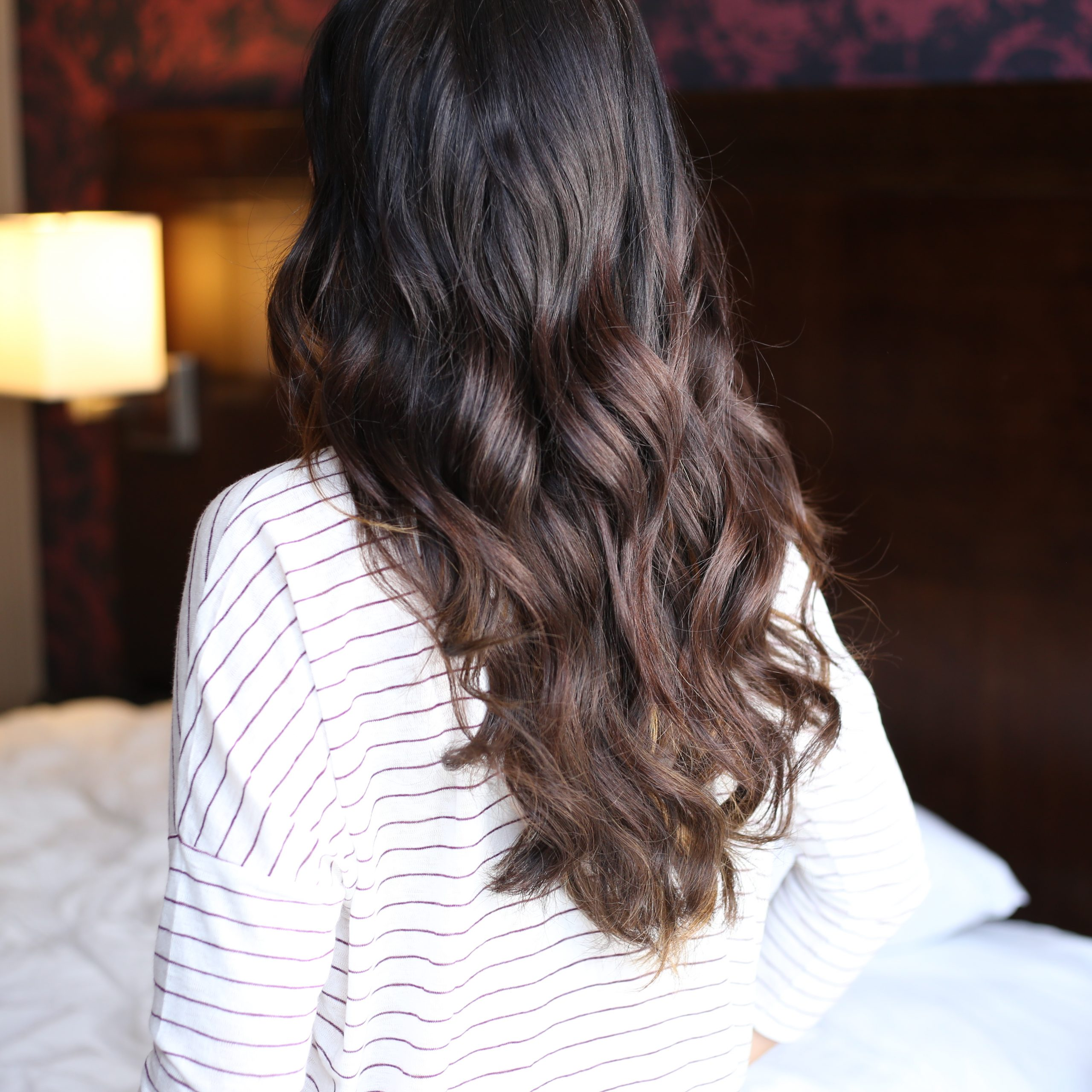 All About Hair Hair Extensions Blushing Rose Style Blog