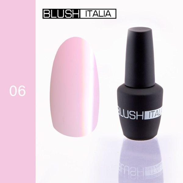 gel polish 06 blush italia