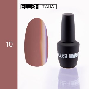 gel polish 10 blush italia
