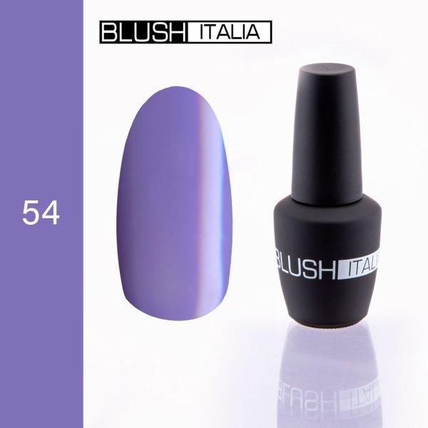 gel polish 54 blush italia