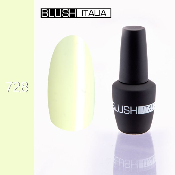gel polish 728 blush italia