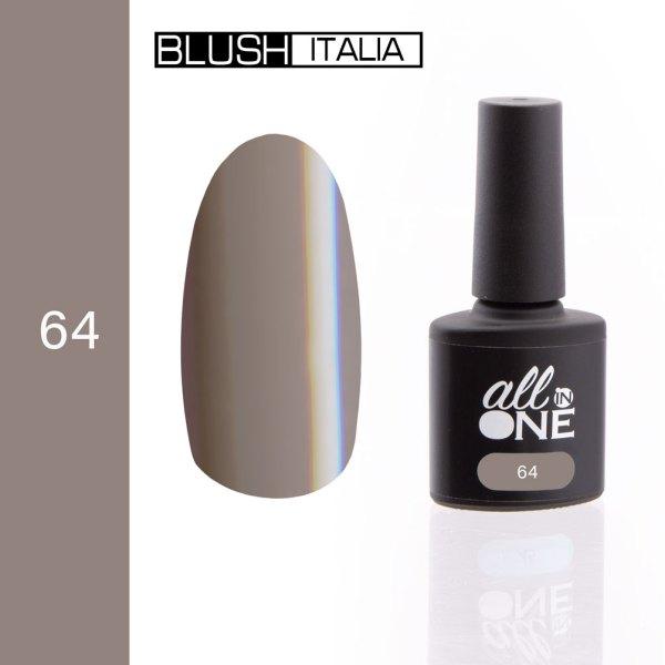 smalto semitrasparente all in one64 blush italia