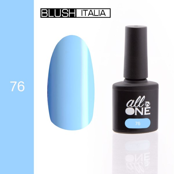 smalto semitrasparente all in one76 blush italia