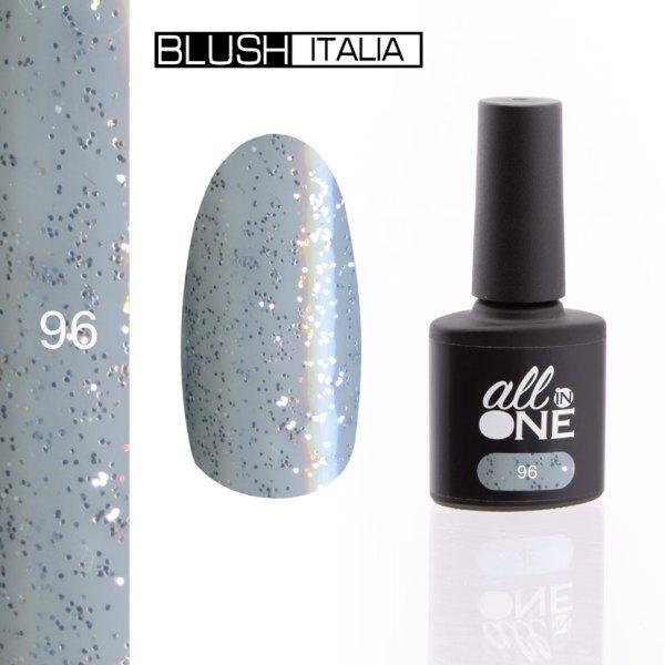 smalto semitrasparente all in one96 blush italia
