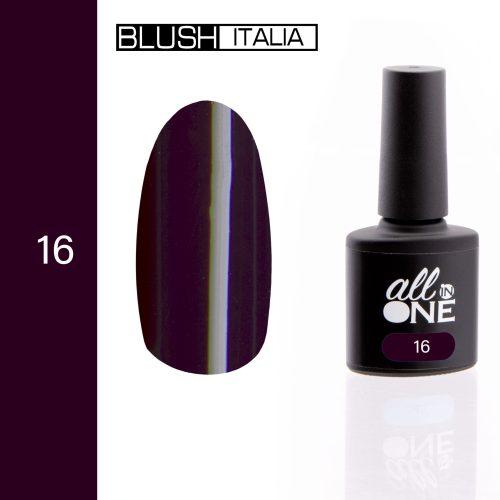 smalto semitrasparente all in one16 blush italia