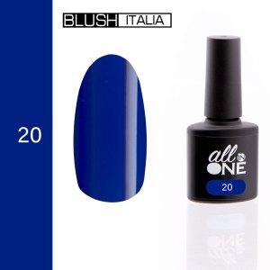 smalto semitrasparente all in one20 blush italia