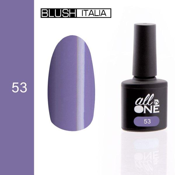 smalto semitrasparente all in one53 blush italia
