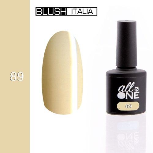 smalto semitrasparente all in one89 blush italia