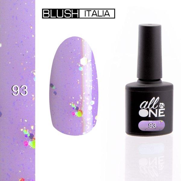 smalto semitrasparente all in one93 blush italia