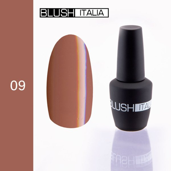 gel polish 09 blush italia