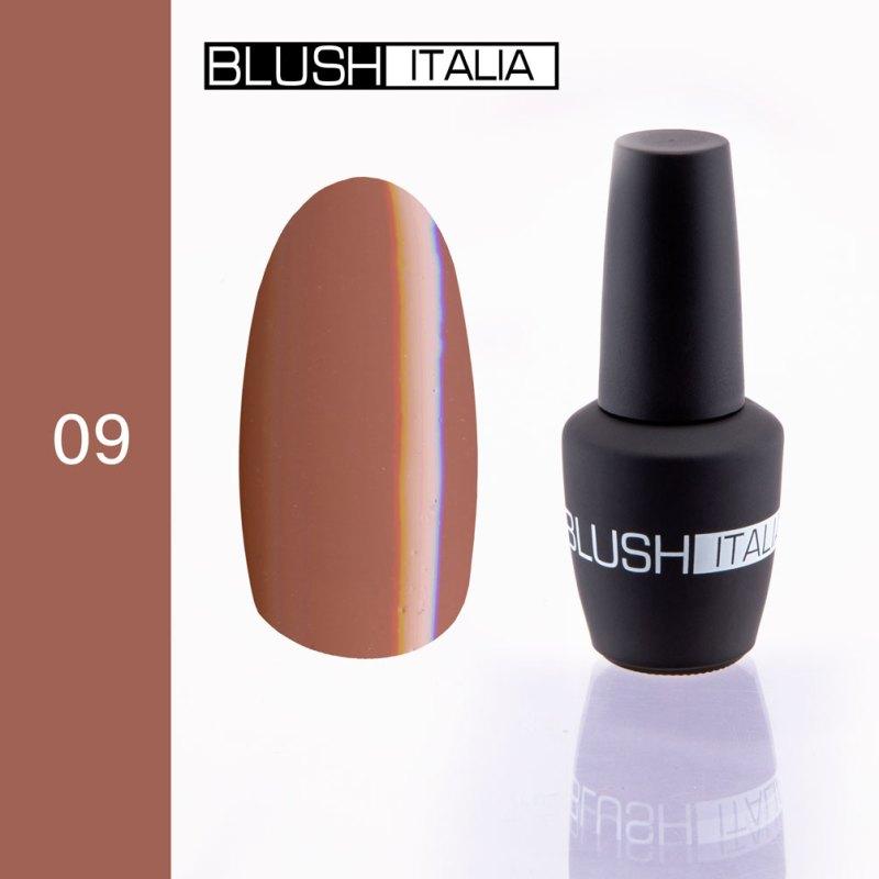 gel polish 09 blush italia