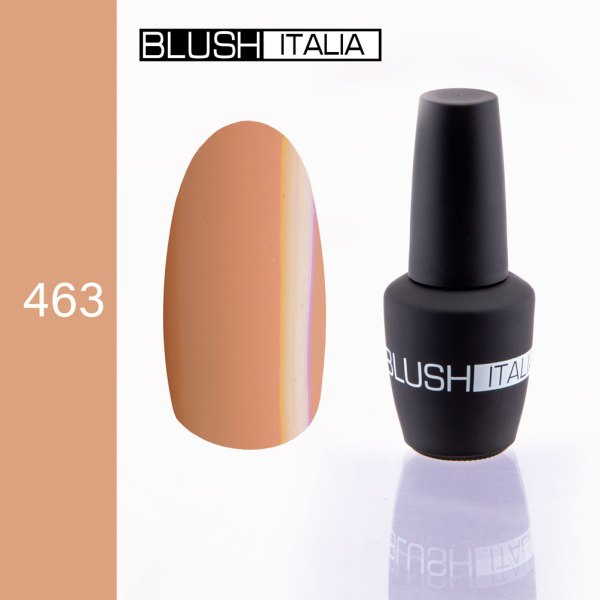 gel polish 463 blush italia