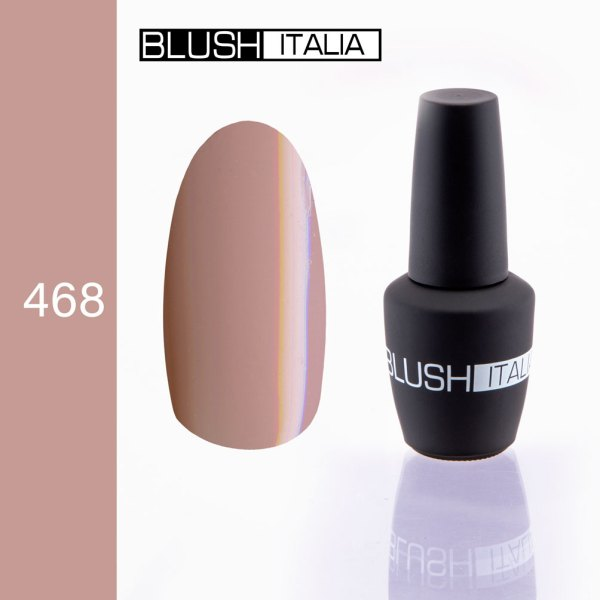 gel polish 468 blush italia