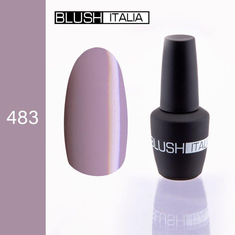 gel polish 483 blush italia