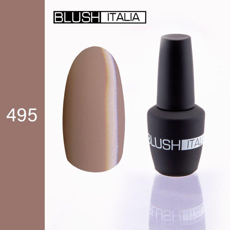 gel polish 495 blush italia