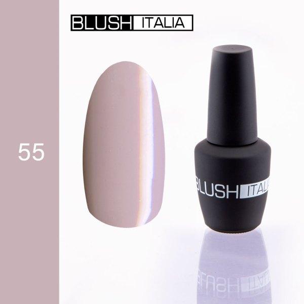 gel polish 55 blush italia